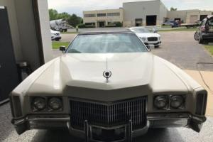 1971 Cadillac Eldorado Photo