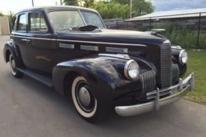 1940 Cadillac La Salle Photo