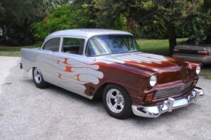 1956 Chevrolet Bel Air/150/210 2 door post custom