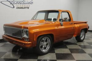 1977 Chevrolet C10 Custom Deluxe for Sale