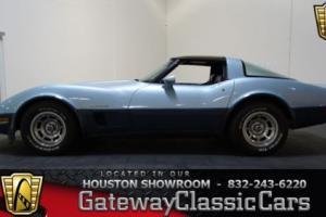 1982 Chevrolet Corvette -- Photo