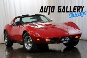 1975 Chevrolet Corvette -- Photo