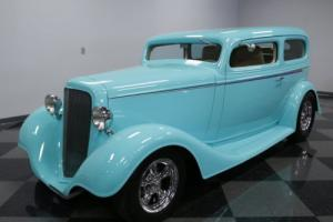 1935 Chevrolet Sedan Streetrod Photo
