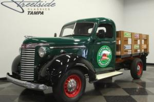 1940 Chevrolet Stake Bed 3/4 Ton Truck Photo