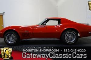 1972 Chevrolet Corvette -- Photo