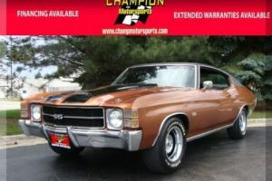 1971 Chevrolet Chevelle SS Recreation Photo