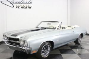 1970 Chevrolet Chevelle SS Tribute Photo