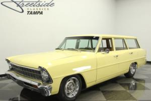 1967 Chevrolet Nova Nova Station Wagon Photo