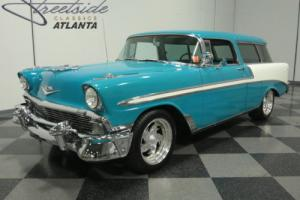 1956 Chevrolet Nomad Restomod for Sale