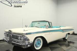 1959 Edsel Corsair Convertible Photo