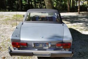 1983 Fiat 124 Spider for Sale