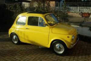 1974 Fiat 500 for Sale