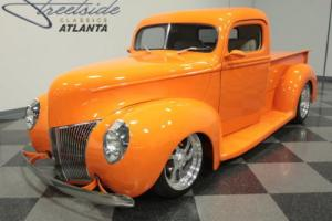 1940 Ford Truck Street Rod Photo