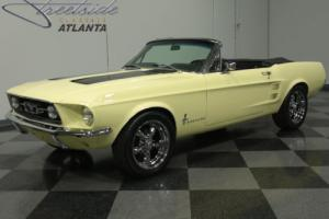 1967 Ford Mustang S Code Photo