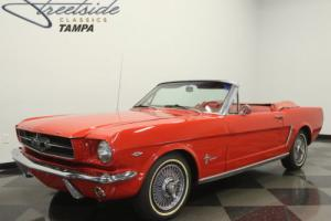 1965 Ford Mustang Convertible Photo