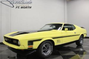 1971 Ford Mustang Mach 1 Cobra Jet Photo
