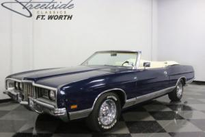 1971 Ford LTD Convertible Photo
