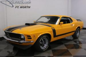1970 Ford Mustang Boss 302 Tribute Photo