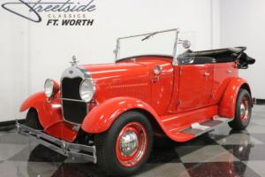 1929 Ford Model A Phaeton Photo
