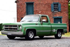 1976 GMC Sierra 1500 SHORT BED - LOWERED Photo
