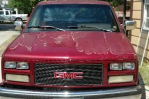 1989 GMC Sierra 1500 Photo