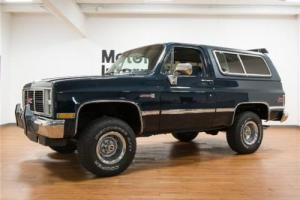 1988 GMC Jimmy -- Photo