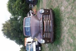 1952 Chevrolet Other Pickups 3100 truck patina ratrod classic hotrod project gmc Photo