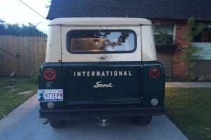 1968 International Harvester Scout Photo