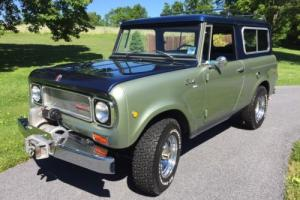 1969 International Harvester Scout Aristocrat Photo