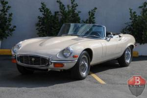 1972 Jaguar E-Type XKE