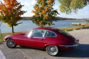 1973 Jaguar E-Type 2 +2 Photo