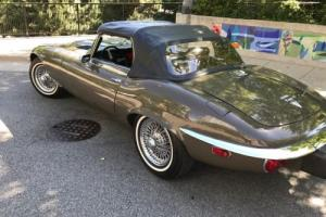 1974 Jaguar E-Type for Sale