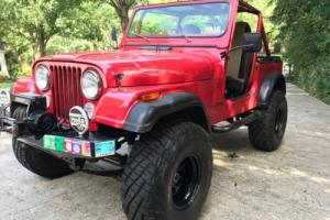 1985 Jeep CJ CJ7 Photo