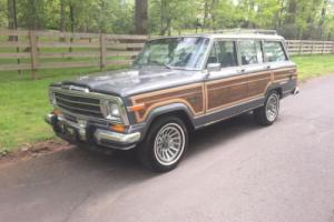 1988 Jeep Wagoneer Photo