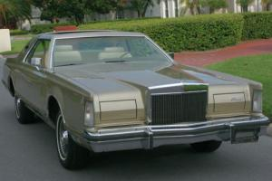 1979 Lincoln Mark Series MARK V - 42K Photo