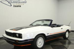 1985 Mercury Capri ASC McLaren Photo