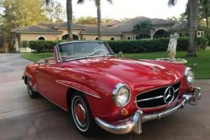 1961 Mercedes-Benz 190SL Roadster -- for Sale