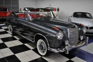 1960 Mercedes-Benz 200-Series AMAZING 220 SE W128 PONTON NOT 190SL 300SL Photo