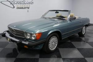 1988 Mercedes-Benz 560SL Photo
