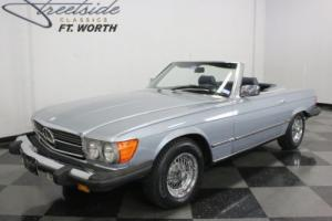 1980 Mercedes-Benz SL-Class Photo