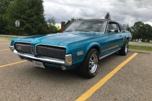1968 Mercury Cougar Dan Gurney Special Photo