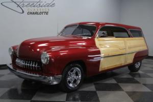 1950 Mercury Monterey Woody Wagon for Sale