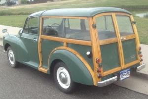 1967 Morris Traveler woodie Traveler Photo