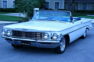 1960 Oldsmobile Eighty-Eight DYNAMIC 88 CONVERTIBLE - RESTORED Photo