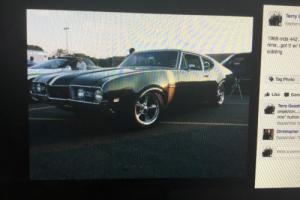 1968 Oldsmobile 442 Photo