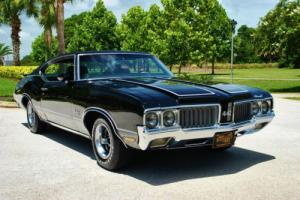 1970 Oldsmobile 442 Numbers Matching 455 V8! Factory Air! Build Sheet! Photo