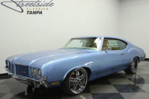 1971 Oldsmobile Cutlass Resto Mod for Sale