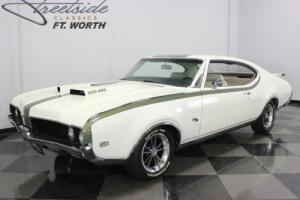 1969 Oldsmobile 442 Hurst/Olds Tribute Photo