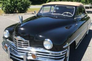 1949 Packard Victoria Convertible Super Eight Photo