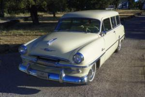 1954 Plymouth Belvedere Station Wagon Station Wagon Photo